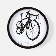 biket Wall Clock