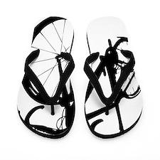 bikeonespeed Flip Flops