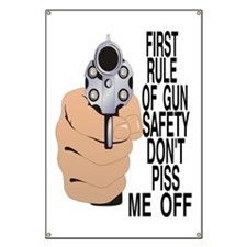 GUN SAFETY Banner