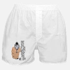 GUN SAFETY Boxer Shorts