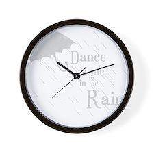 Rain-DanceW Wall Clock