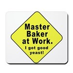 Dad-To-Be:Master Baker! Mousepad