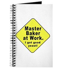 Dad-To-Be:Master Baker! Journal