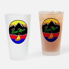 T-shirt logo Drinking Glass