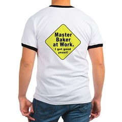 Dad-To-Be:Master Baker! (OnBack) T