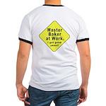 Dad-To-Be:Master Baker! (OnBack) Ringer T