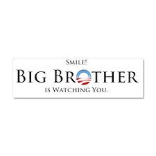 Big Brother Car Magnet 10 x 3