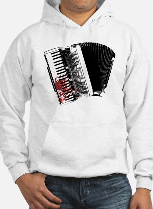 Bloody Accordion Hoodie