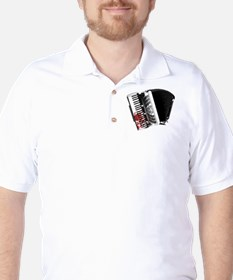 Bloody Accordion T-Shirt