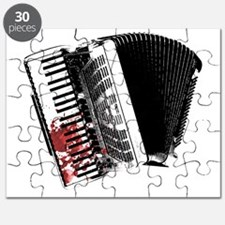 Bloody Accordion Puzzle