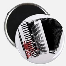 Bloody Accordion Magnet
