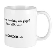 teamusa  graphic 2 Mug