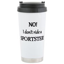 girlssportster Travel Coffee Mug