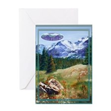 estesparkshirt Greeting Card