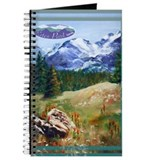 Colorado mountains Stationery