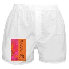 CoffeePink-poster Boxer Shorts