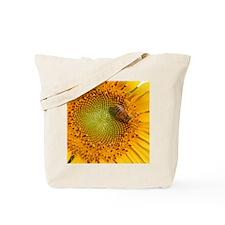 SunflowerBFramedPanelPrint Tote Bag