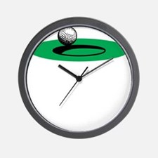 Golf Freak copy Wall Clock