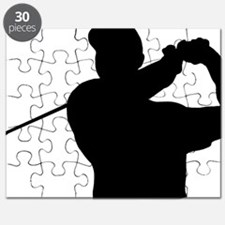Golfer 02 Puzzle