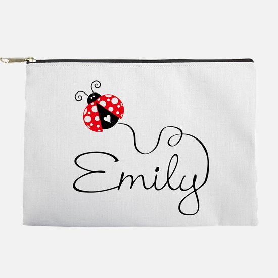 Ladybug Emily Makeup Pouch