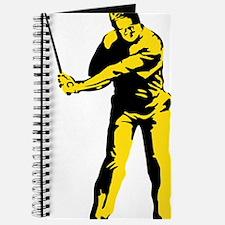 Golfer 48 Journal