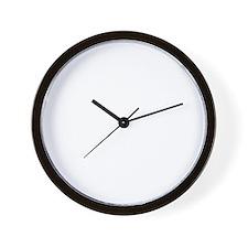 Cullen Thing W Wall Clock