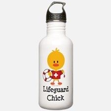 LifeguardChick Water Bottle