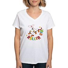 Roller Skate Girl Shirt