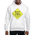 Master Baker - Bun in the Oven Hooded Sweatshirt