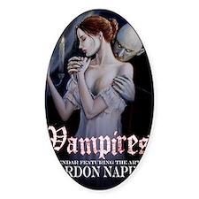 vampires cal cov Decal
