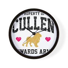 Cullen Army Wall Clock