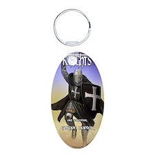 Hospitaller cal cov Keychains