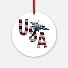AB52 C-2K Round Ornament