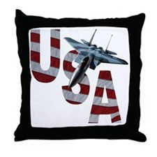 AB52 C-2K Throw Pillow