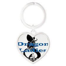 DL2 Heart Keychain