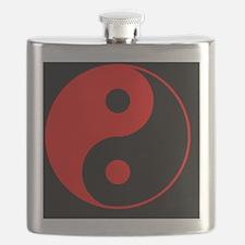 2-yinYang2RedCap Flask