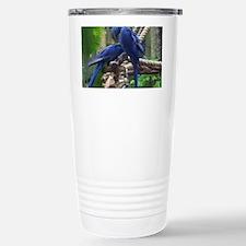 blue love2~4 Stainless Steel Travel Mug