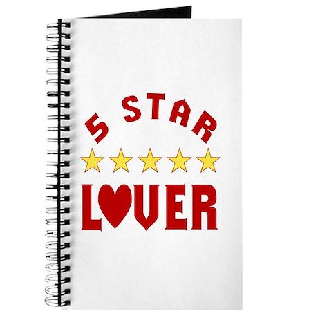 5 Star Lover Journal