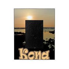 KonaSunsetGold Picture Frame