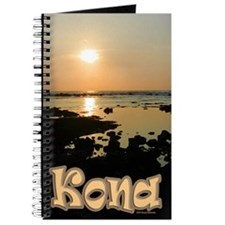 KonaSunsetGold Journal