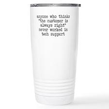 2-shirt-customerwrong.gif Travel Mug