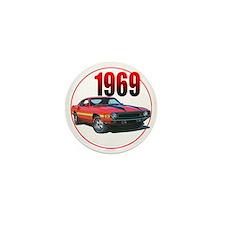 69GT500-C8trans Mini Button