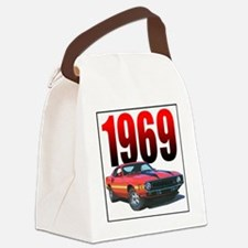 69GT500-4 Canvas Lunch Bag