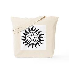 devils trap Tote Bag