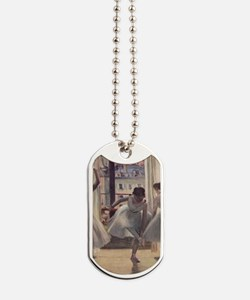 Degas1 Dog Tags