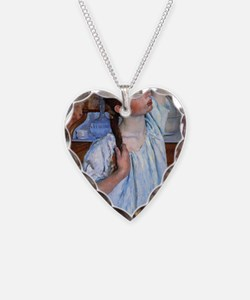 Cassat Necklace Heart Charm