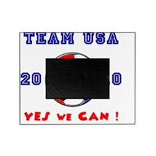 yes we can_wht Picture Frame