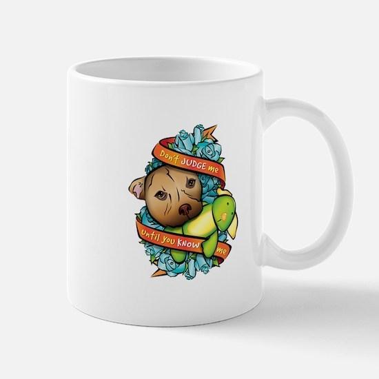 Dont Judge Me CP Stackable Mug