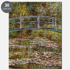 Water_Lilies Puzzle