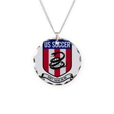 us soccer Necklace